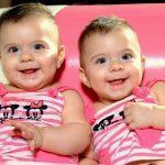 baju kembar bayi baru lahir