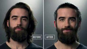 cara menyisir rambut pria