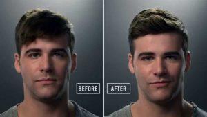 cara menyisir sisiran rambut pendek pria