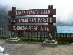 gunung tangkuban perahu kawah ratu liburan wisata di bandung