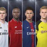 new kits pes 2018