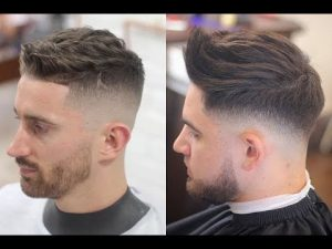 undercut - model rambut pria