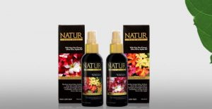 Flower Natur Hair Mist
