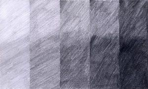 contoh gambar menggunakan pensil