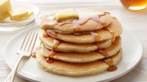 Cara membuat pancake enak lezat sederhana