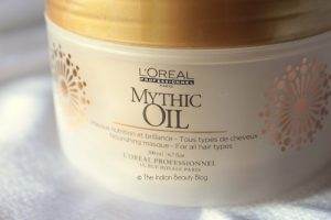L'oreal Mythic Oil Masque (masker rambut)