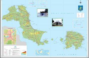 peta bangka belitung