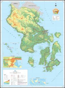 sulawesi tenggara peta indo