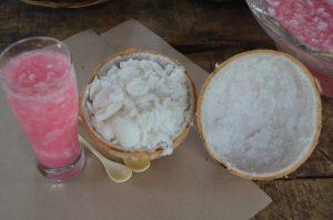 air buah kelapa kopyor
