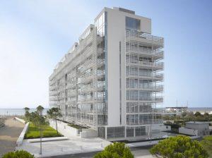 Karya Arsitek Richard Meier