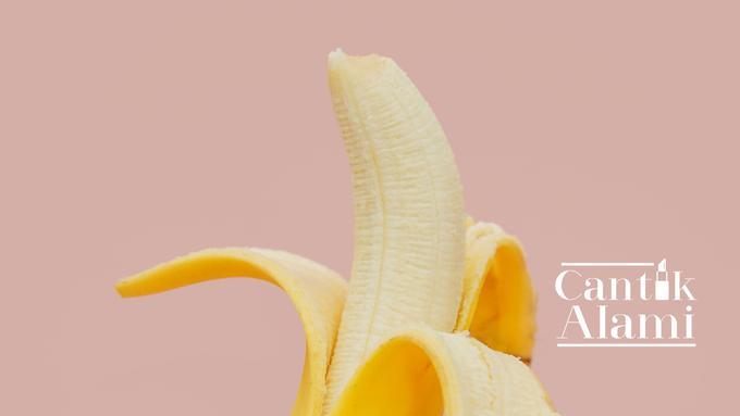 masker pisang alami untuk wajah