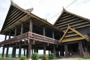 Rumah Adat Sulawesi Selatan Suku Luwuk