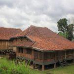 Rumah Limas Adat Suku Palembang