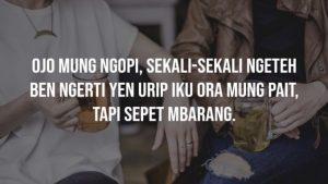 quote bahasa jawa cinta gokil lucu