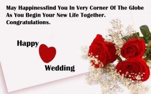 Contoh kartu ucapan selamat menikah di pernikahan