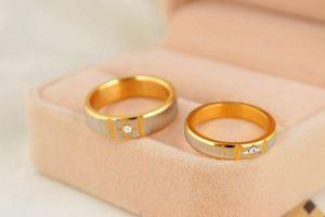 cincin pernikahan terbaru