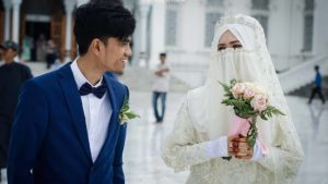 doa ijab qobul akad nikah pengantin baru