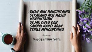ucapan selamat ualngtahun anniversary
