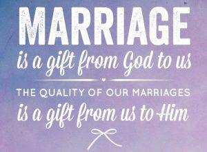 kata mutiara pernikahan romantis bahasa inggris