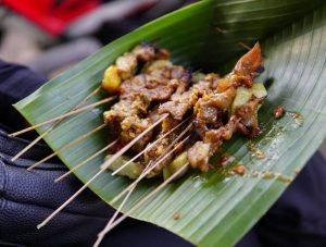 Sate Kere Solo