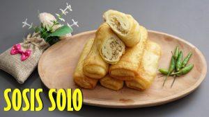 Sosis Khas Solo