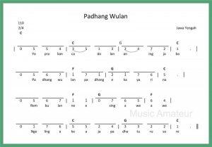 Padhang Wulan - Lagu Daerah Tradisional Jawa