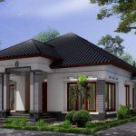 gambar desain model pola rumah minimalis