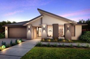 desain gambar rumah minimalis modern